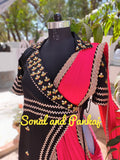 Beautiful Lehenga & Blouse From Our Traditions Of India Collection - SALE394