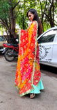 Ready To Drape Saree- SA00454