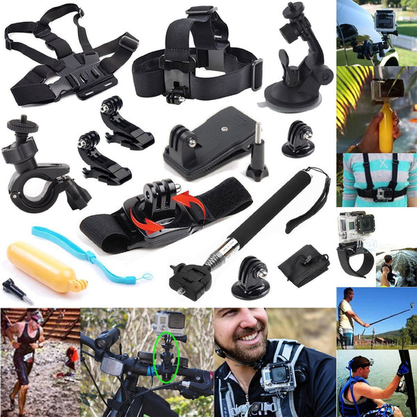 12 in 1 Action Cam Bundle