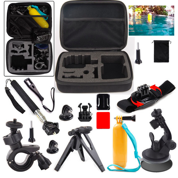 13 in 1 Action Cam Bundle
