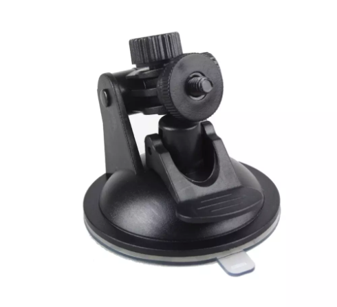 Car Charger & Suction Mount