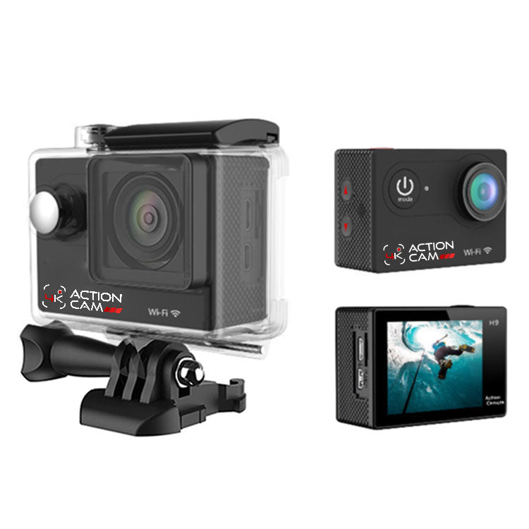 4k Action Cam (Black)