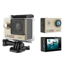 4k Action Cam (Gold)
