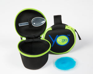 Round YoToGo™ Cooler Black