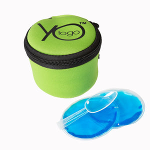 Round YoToGo™ Cooler Green