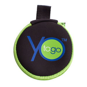 Round YoToGo® Cooler Black