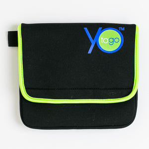 Square  YoToGo®  Cooler Black