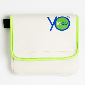 Square YoToGo ™ Cooler White