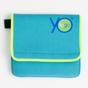 Square YoToGo™ Cooler Blue