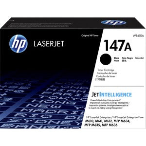 Cartouche de toner d'origine HP 147A couleur noir - W1470A - Officepartner.fr