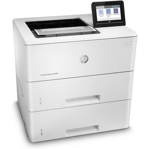Imprimante Laser HP LaserJet Entreprise M507x - 1PV88A - OfficePartner.fr