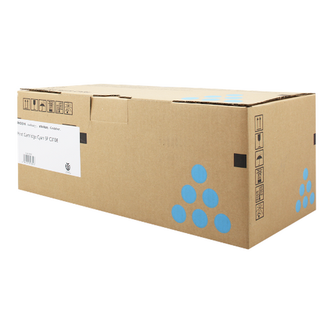 Cartouche de toner d'origine Ricoh SPC-310 sc cyan - 407641/406349 - OfficePartner.fr