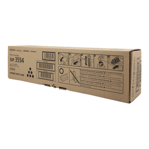 Cartouche de toner d'origine Ricoh MP 3554 noir - 842125 - OfficePartner.fr