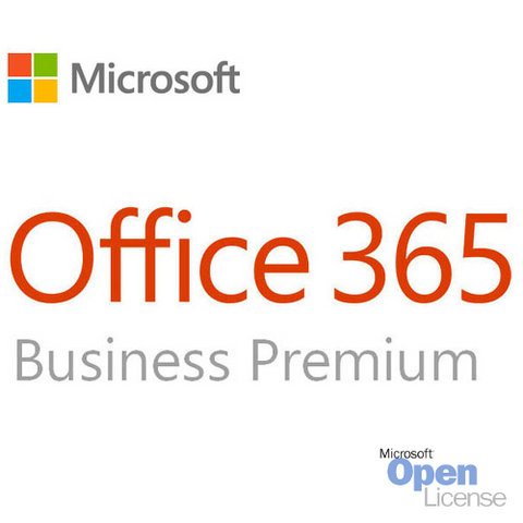 Microsoft Office 365 Business Premium (1 an) - 9F4-00003