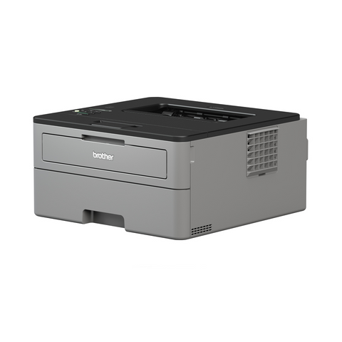 Imprimante compacte Brother A4 noir et blanc HL-L2350DW-officepartner.fr