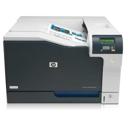 Imprimante Laser HP Color LaserJet Pro CP5225n -  CE711A#B19 - OfficePartner.fr