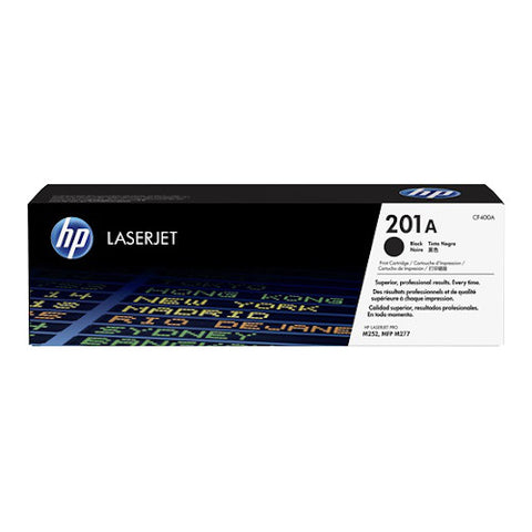 Cartouche de toner d'origine HP 201A noir - CF400A - OfficePartner.fr