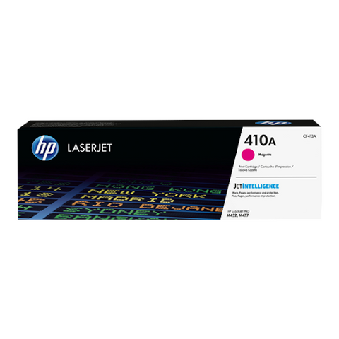 Cartouche de toner d'origine HP 410A magenta - CF413A - OfficePartner.fr