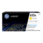 Cartouche de toner d'origine HP 655A jaune - CF452A - OfficePartner.fr
