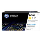 Cartouche de toner d'origine HP 656X jaune - CF462X - OfficePartner.fr