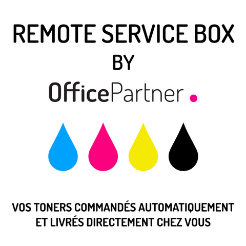 Remote Service Box (RSB) - OfficePartner.fr