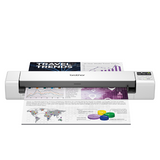 Scanner mobile de documents Wi-Fi et recto-verso Brother - DS-940DW