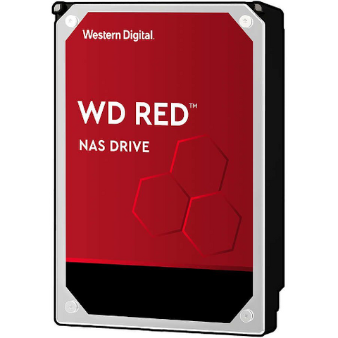 "Disque dur 3""1/2 Sata III Western Digital Red NAS 64 Mo"