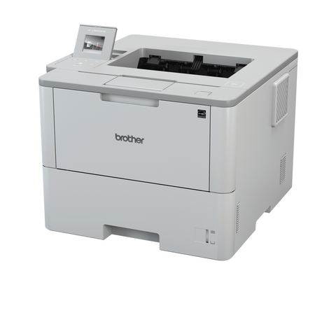 Imprimante Brother A4 Noir et Blanc - HL-L6400 DW