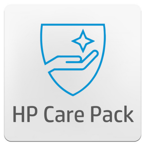 Support matériel ordinateur portable HP Care Pack 5 ans - UB0E2E - OfficePartner.fr