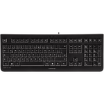 Clavier plat Cherry 109 touches USB noir - JK-0800FR-2 - OfficePartner.fr