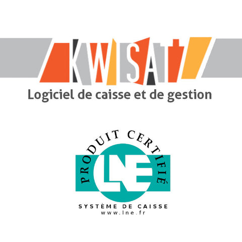 Solution d'encaissement Kwisatz - Commerce de détail - OfficePartner.fr