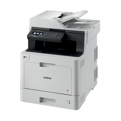 Imprimante multifonctions Brother A4 couleur DCP-L8690CDW-officepartner.fr