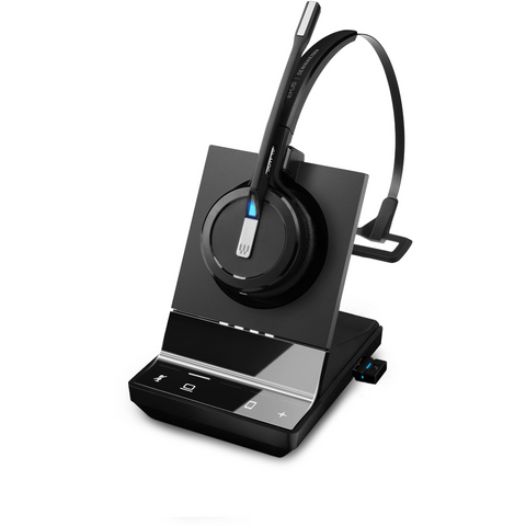 Casque sans fil 3 en 1 DECT PC & Mobile Epos Sennheiser - SDW5014-officepartner.fr