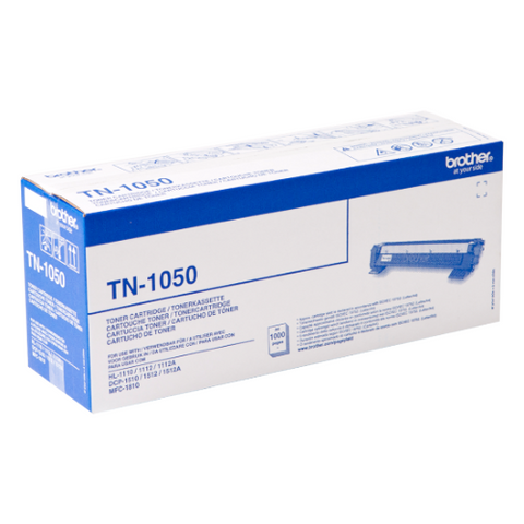 Cartouche de toner d'origine Brother noir TN-1050 - OfficePartner.fr