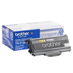 Cartouche de toner d'origine Brother couleur noir TN-2120 - OfficePartner.fr