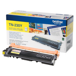 Cartouche de toner d'origine Brother jaune TN-230Y - OfficePartner.fr