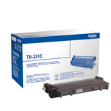 Cartouche de toner d'origine Brother couleur noir TN-2310 - OfficePartner.fr