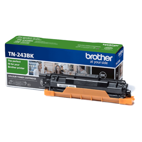 Cartouche de toner d'origine Brother couleur noir TN-243BK - OfficePartner.fr
