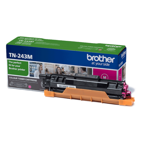 Cartouche de toner d'origine Brother couleur magenta TN-243M - OfficePartner.fr