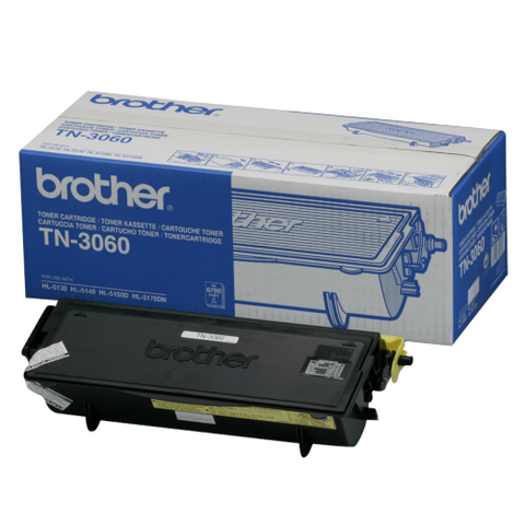 Cartouche de toner d'origine Brother noir TN-3060 - OfficePartner.fr