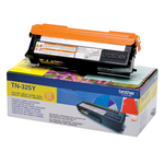 Cartouche de toner d'origine Brother jaune TN-325Y - OfficePartner.fr