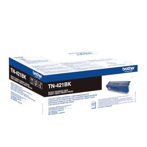 Cartouche de toner d'origine Brother noir TN-421BK - OfficePartner.fr
