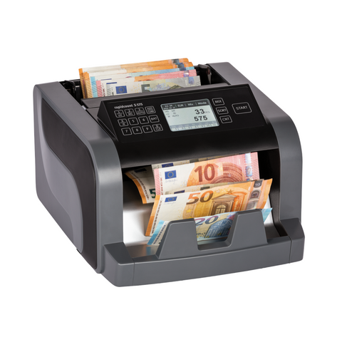 Compteur de billet Ratiotec Rapidcount S 575 - 946901 - OfficePartner.fr