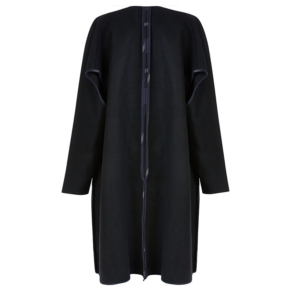 PARASAIL 2-way Coat in Black