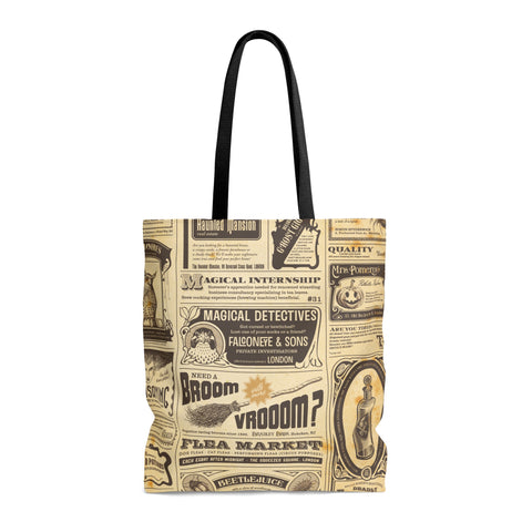 Magic Spell Tote Bag