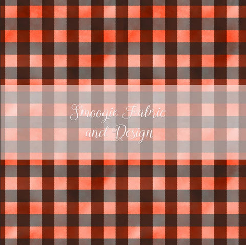 Lumberplaid - Cotton Lycra