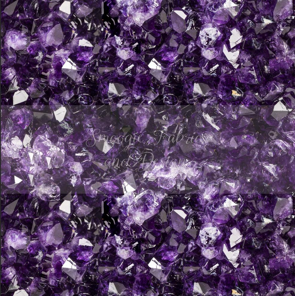 Amethyst - French Terry