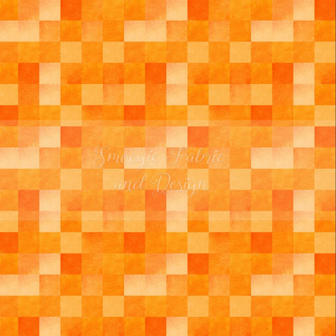 Orange Pixel - Swim