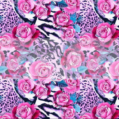Zebra Rose - Swim