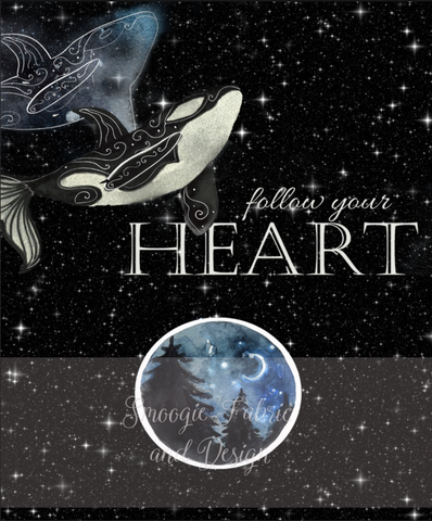 Follow Your Heart Panel